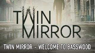 Twin Mirror - Welcome to Basswood E3 2018 Trailer