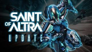 Warframe: Saint of Altra Update - Official Trailer Xbox One