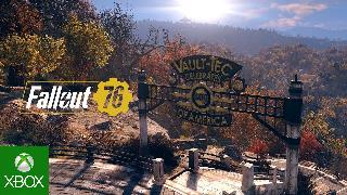 Fallout 76 - Welcome to West Virginia Gameplay
