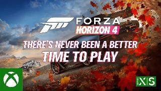 Forza Horizon 4 - Optimized for Xbox Series X|S Trailer