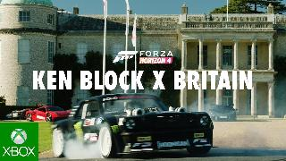 Forza Horizon 4 Presents | Ken Block VS Britain