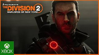 The Division 2 | Warlords of New York Cinematic Trailer