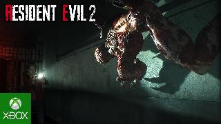 Resident Evil 2 | Licker Gameplay Video