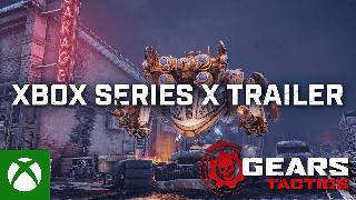 Gears Tactics | Console Announce Trailer