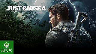 Just Cause 4 E3 2018 Announcement Gameplay Trailer