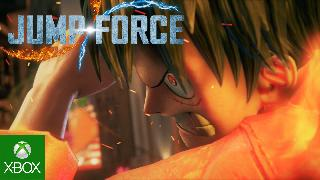 Jump Force | Custom Character Creation and Story Trailer