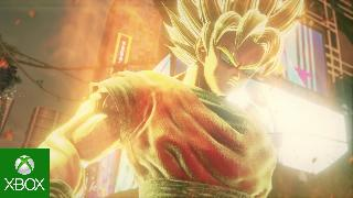 Jump Force E3 2018 Announcement Trailer