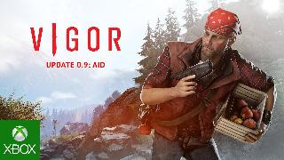 Vigor 0.9: Aid Update Trailer