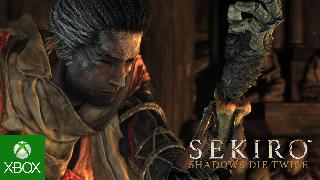 Sekiro: Shadows Die Twice Reveal Trailer