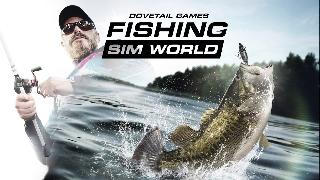 Fishing Sim World - Announcement Trailer