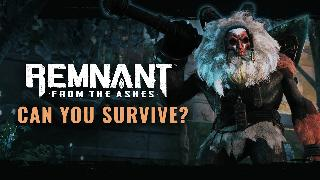 Remnant From The Ashes | Can You Survive Trailer