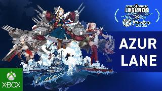 World of Warships: Legends | Azur Lane x Trailer