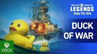 World of Warships: Legends | Duck of War Trailer