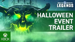 World of Warships: Legends | Halloween 2019 Trailer