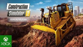 Construction Simulator 2 - Xbox One Launch Trailer