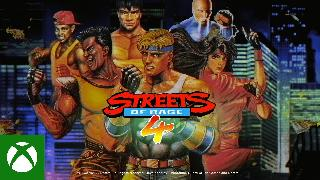 Streets Of Rage 4 | Official Launch Trailer