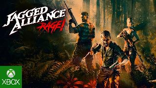 Jagged Alliance Rage! | Official Launch Trailer