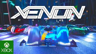 Xenon Racer | Reveal Trailer