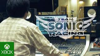 Team Sonic Racing | Behind the Music Part 1