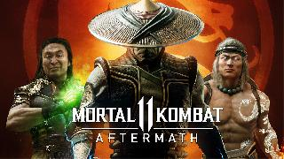 Mortal Kombat 11: Aftermath | Official Reveal Trailer