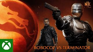 Mortal Kombat 11: Aftermath | RoboCop vs. Terminator