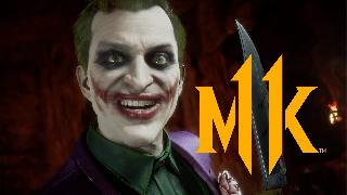 Mortal Kombat 11 (MK11) | The Joker Official Gameplay