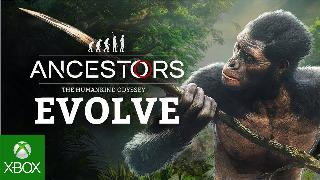 Ancestors: The Humankind Odyssey | Evolve 101 Trailer