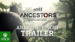 ANCESTORS: The Humankind Odyssey | Official Announce Trailer