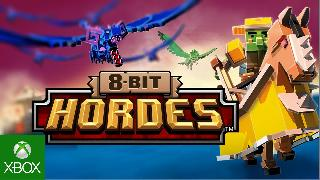 8-Bit Hordes | Official Launch Trailer