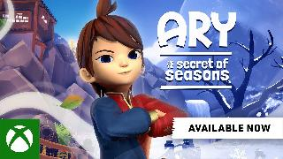 Ary and the Secret of Seasons | Launch Trailer