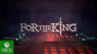 For The King | Official Announcement Trailer