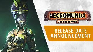 Necromunda: Underhive Wars | Release Date Announcement Trailer Xbox One