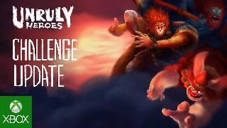Unruly Heroes - Challenge Update Trailer