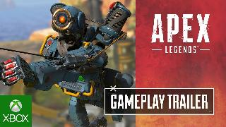 Apex Legends Gameplay Trailer Xbox One