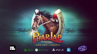 Phar Lap Horse Racing Challenge Official Trailer