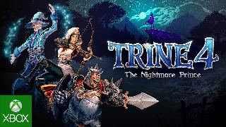 Trine 4: The Nightmare Prince | Announcement Trailer