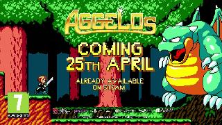 Aggelos Date Xbox One Announcement Trailer