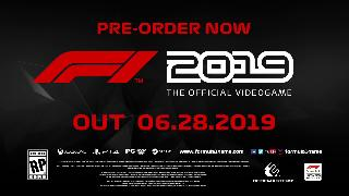 F1 2019 | Official Announce Trailer