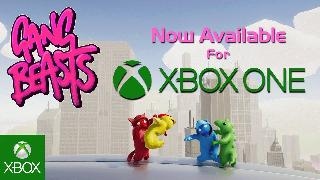 Gang Beasts - Xbox One Launch Trailer