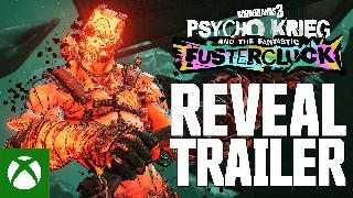 Borderlands 3 | Psycho Krieg and the Fantastic Fustercluck Reveal Trailer