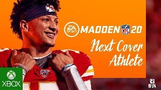 Madden NFL 20 - Face of the Franchise ft. Patrick Mahomes