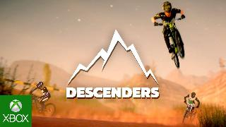 Descenders | Xbox One Launch Trailer