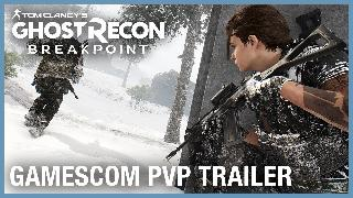 Tom Clancy's Ghost Recon Breakpoint - Ghost War PvP Trailer Xbox One