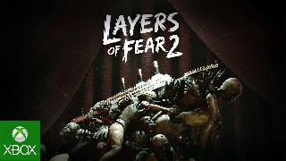Layers of Fear 2 Release Trailer