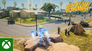 Destroy All Humans! | Release Date Trailer