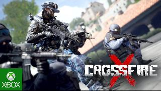 Crossfirex | First Gameplay Teaser