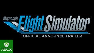 Microsoft Flight Simulator E3 2019 Announce Trailer