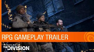 Tom Clancy's The Division - RPG Gameplay