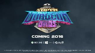 Super Dungeon Bros - Meet the Bros