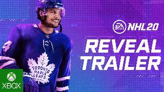 NHL 20 Cover Reveal Trailer ft. Auston Matthews Xbox One